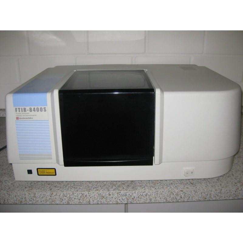 Shimadzu FTIR spectrometer 8400S