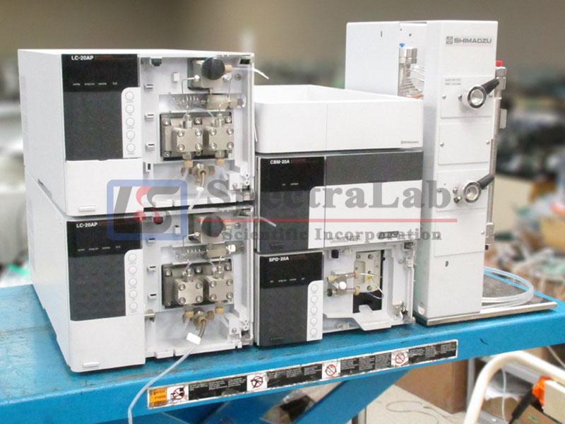 Shimadzu Prominence HPLC System