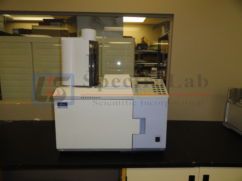 Perkin Elmer Autosystem XL GC With Autosampler and TCD