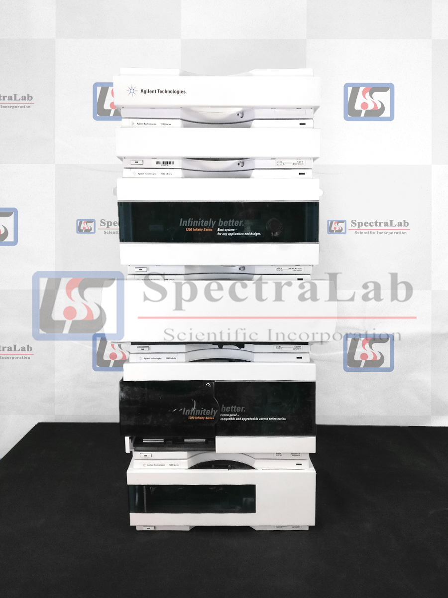Agilent 1260 Infinity HPLC Systems