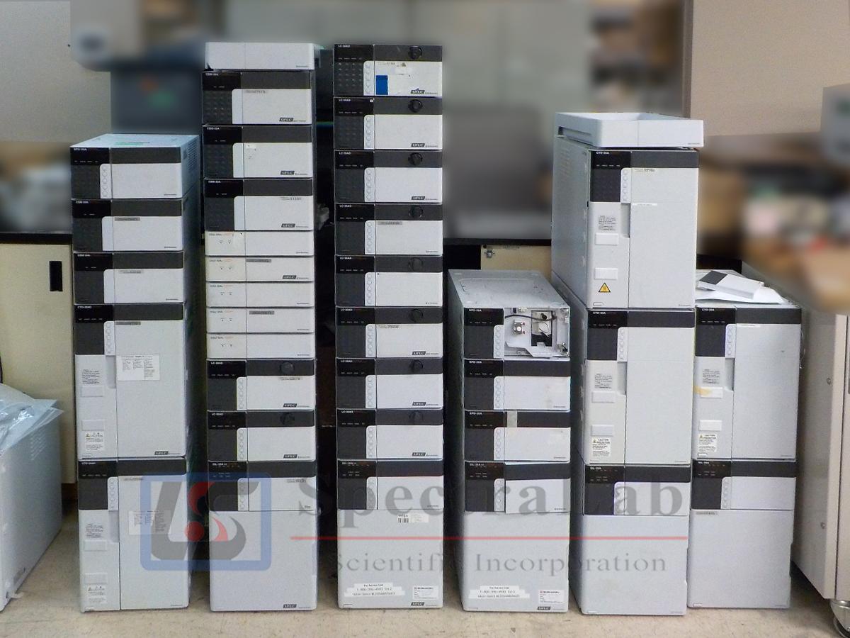Shimadzu Prominence HPLC Systems